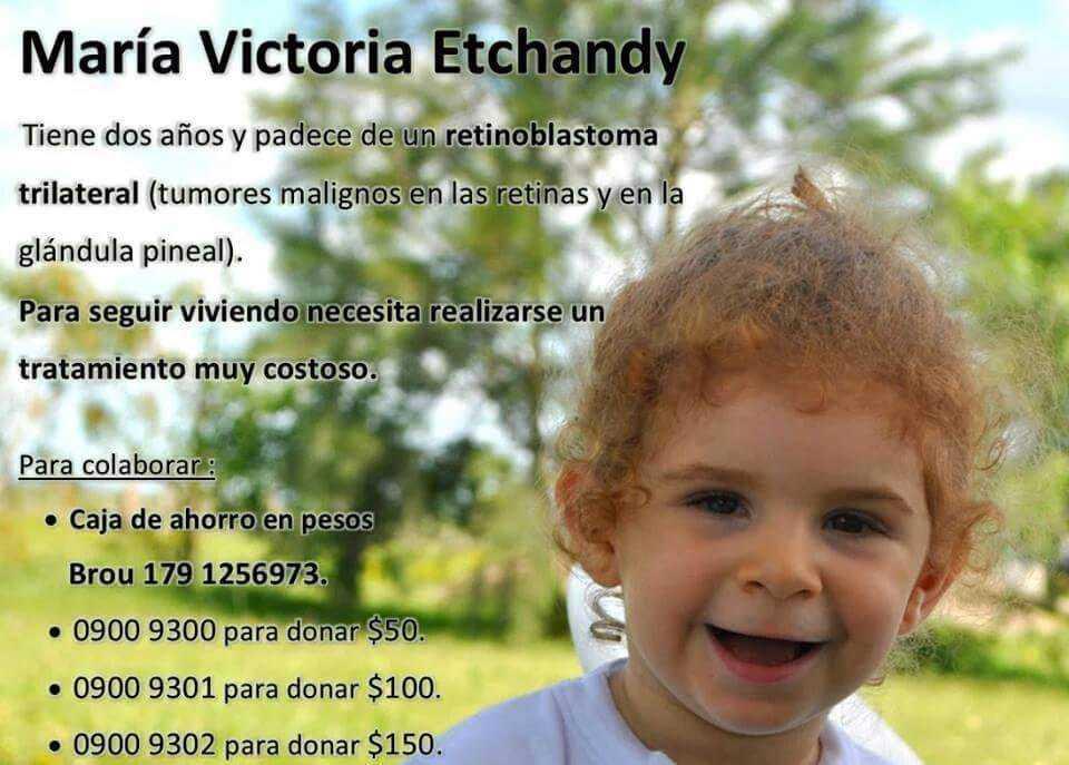 María Victoria Etchandy