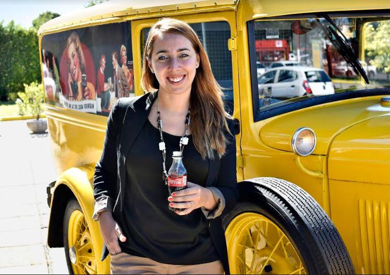 Nuria Varela, Gerente de Marketing de Coca-Cola FEMSA Uruguay