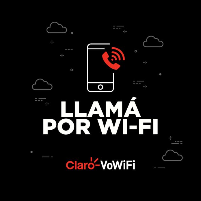 Claro lanza un nuevo servicio para comunicarse a través de una red WiFi