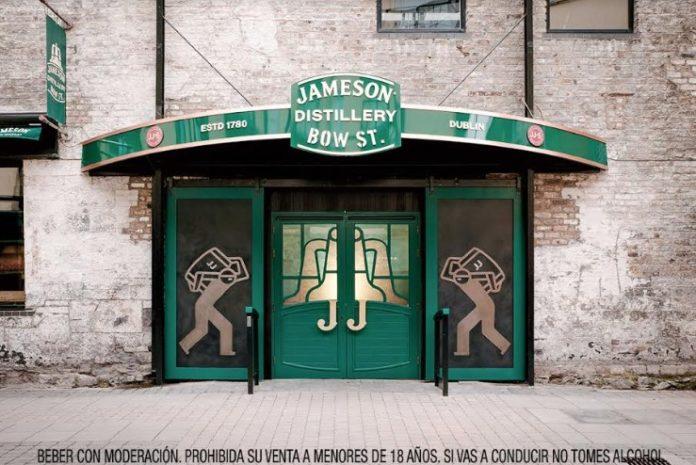Jameson celebra el Día Mundial del Whiskey