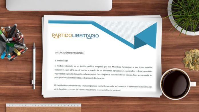 LOS LIBERTARIOS URUGUAYOS CADA VEZ MÁS CERCA DE TENER SU PARTIDO POLÍTICO