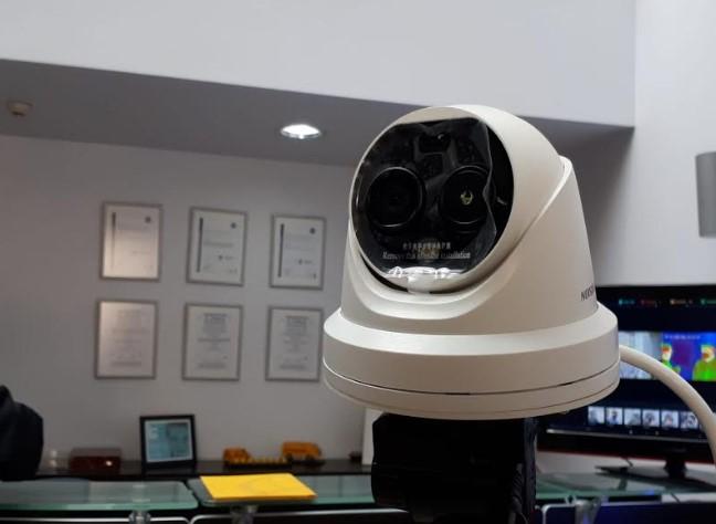 Prosegur incorpora cámaras térmicas