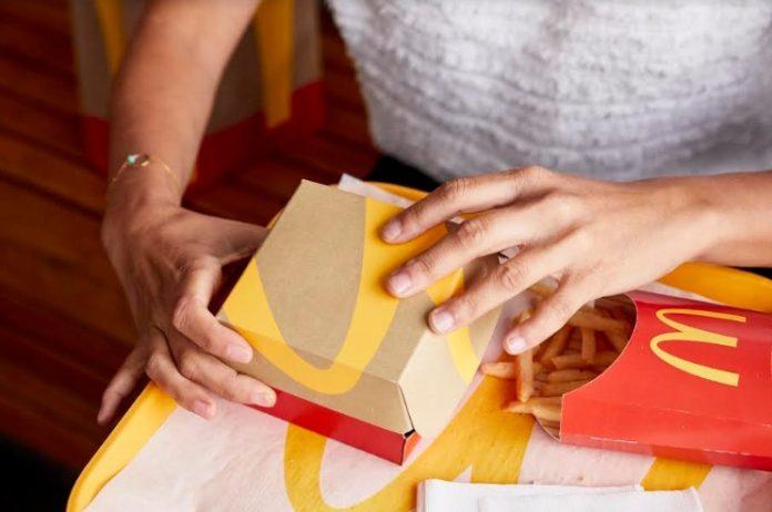 Happy Week de Cuarto de Libra a McDonald's