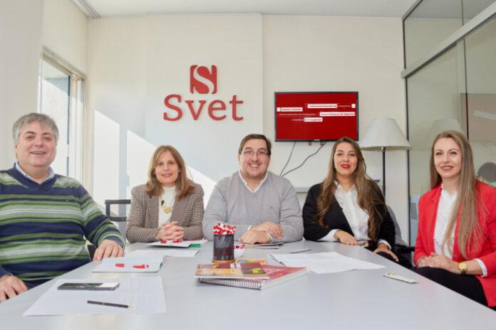 Marcel Burgos, Fernanda Duga, Alexei Yaquimenko, Yessica Svedov, Verónica Kolesnik